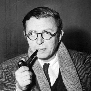 Jean-Paul Sartre en lenguajesdelamor.com